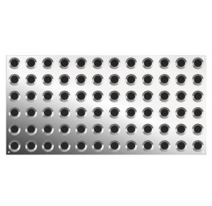 300*300 Stainless Steel Tactile Indicator Mat (XC-MDB6007) pictures & photos