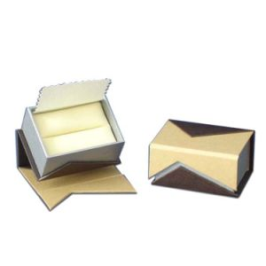 Luxury Custom Paper Cardboard Cosmetic Gift Box with Drawer