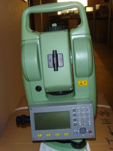 "Reflectorless Total Station (2"" Mts 602r and 802r)"