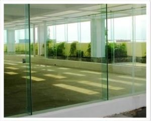 3-19mm Clear Tempered Glass for Building with CE&ISO9001 Certificate