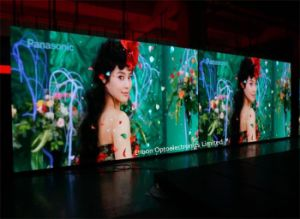 P6.25 HD Outdoor / Indoor High Brightness Super Light LED Screen (HOT selling) pictures & photos