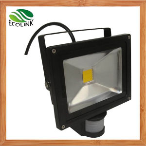 30W LED Flood Light with PIR Sensor (EB-89724) pictures & photos