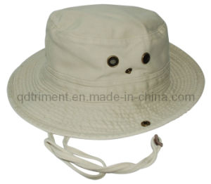 ad2963a987f China Washed Bucket Hat