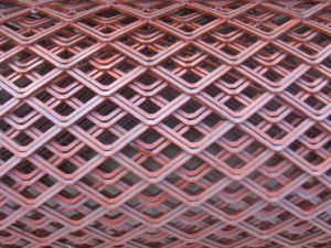 High Quality Expanded Plate Metal Mesh