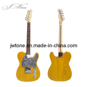 Yellow Dye Color Tele Quality Guitar