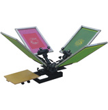 4 Color 1 Station Printing Press pictures & photos