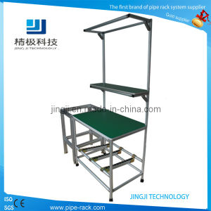 Aluminum Alloy Workbench Racking System Industrial