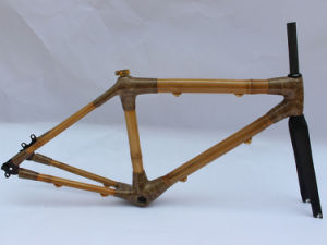 Naturefly Bamboo Road Bike Frame Fixie/Single Speed Bicycle Frame