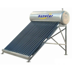 Non-Pressure Solar Water Heater (SS) - 1 pictures & photos