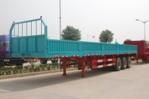 High Quality Sidewall Semi-Trailer