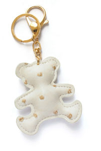 Fashion Lovely Bear Keyring Bag Accessory (K623)
