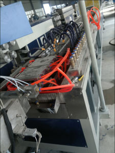 WPC Floor Profile Production Extruder Line pictures & photos
