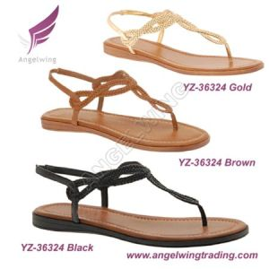 Lady Designer Sandals (YZ-36324)