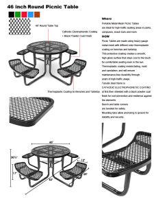China metal picnic table bench whit thermoplastic coating china metal picnic table bench whit thermoplastic coating watchthetrailerfo