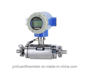 Hoop Collar Integrated Electromagnetic Flowmeter pictures & photos
