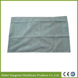 Non-Woven Pillow Case for Hospital and Hotel Use pictures & photos