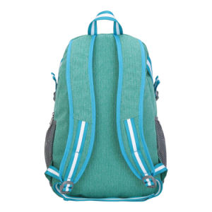 Taikes Green Outdoor Campus Hiking Backpack (201619005#) pictures & photos