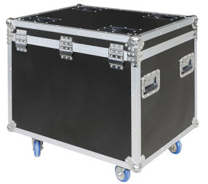 Cable Trunk Road Case with Removable Dividers