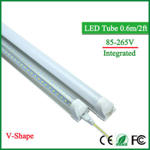 LED Tubes T8 600mm 20W 96LEDs SMD2835 Super Bright 2000lm pictures & photos