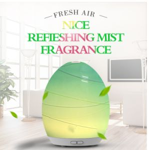 Aroma Diffuser with Glass Cover (GL-1013-A-018) pictures & photos