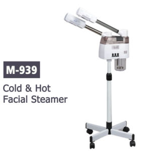 Wall Mounted Style Facial Steamer Price with 2 Bars