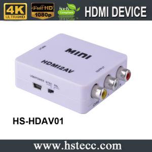 Mini HDMI to AV HD Audio Video Converter Best Buy
