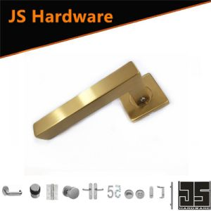 Jiangmen Hot Sale PVD Gold Finished Door Handle