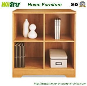 Popular Square 4-Cube Bookshelf (WS16-0179)