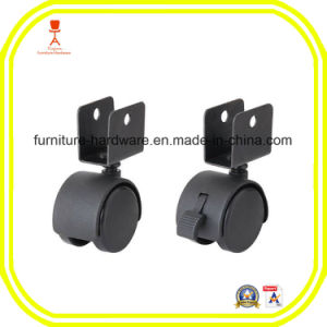 china locking office swivel chair caster wheels for hard floors