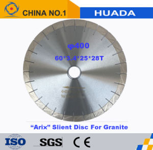 Arix silent Disc for Granite High Quality Diamond Saw Blade pictures & photos