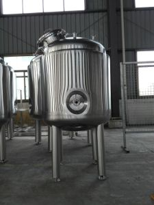 Stainless Steel Aseptic Storage Tanks for Pharmaceutical