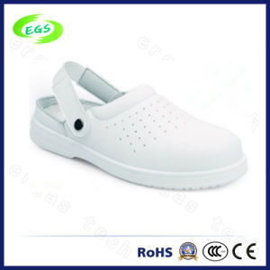 White ESD Antistatic Casual Safety Shoes (EGS-SF-0007) pictures & photos