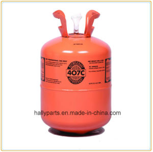 Recyclable Cylinder with Ce Certificate Refrigerant R407c
