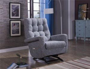 Miraculous China Grey Microfiber Oversized Glider Recliner Lazy Chair Dailytribune Chair Design For Home Dailytribuneorg