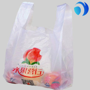 China Cheap Plastic Bag for Supermarket Use