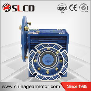 Wj (NMRV) Series Hollow Shaft Worm Gearing Gearboxes for Machine pictures & photos