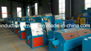 Straight Line Low/Mild Carbon/Stainless Steel Wire Drawing Machine Manufacturer pictures & photos