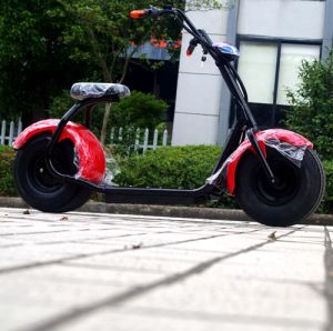 Factory Hot Sale 2 Tyre 1000W E Scooter City Coco (JY-ES005) pictures & photos