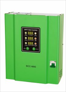 2017 Hot Sell! 12/24V/48 Auto Detection MPPT 80A Max Solar Charge Controller