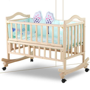 Wooden Baby Furniture Moses Basket Cradle Crib Royal For 1 3 Years Old