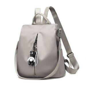 Packable Handy Lightweight Travel Bag Nylon Backpack