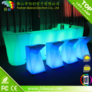 LED Bar Counter Nightclub Furniture for Sale
