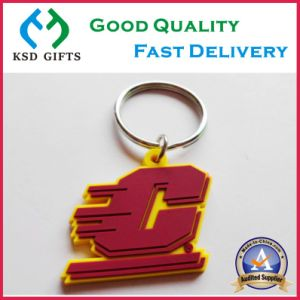 Soft PVC Cheap Keyrings/Custom Keychain pictures & photos