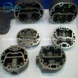 Precision Machinery Casting Parts CNC Machining Iron Sand Casting