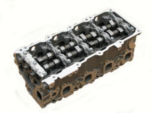 China Cylinder Head for Nissan Engine Zd30/K5mt Complete