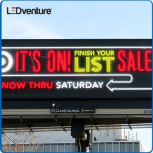 High Quality Full Color Outdoor Advertising LED Billboard