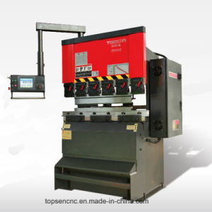 Underdriver Type Nc9 Controller with Keyence PLC ± 0.01mm High Accuracy Press Brake