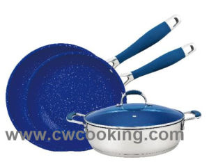 4PCS Stainless Steel Cookware Set pictures & photos