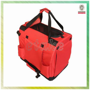 High Quality Waterproof Oxford Foldable Easy Transport Pet Bag Cute