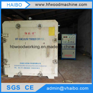 Haibo Fast Drying Timber Drying Machinery with ISO/Ce/SGS